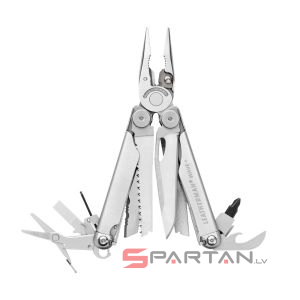 Leatherman Wave+ (17 инструментов)